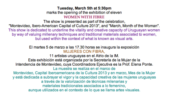 Women of Fibre