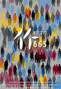 Triennial poster